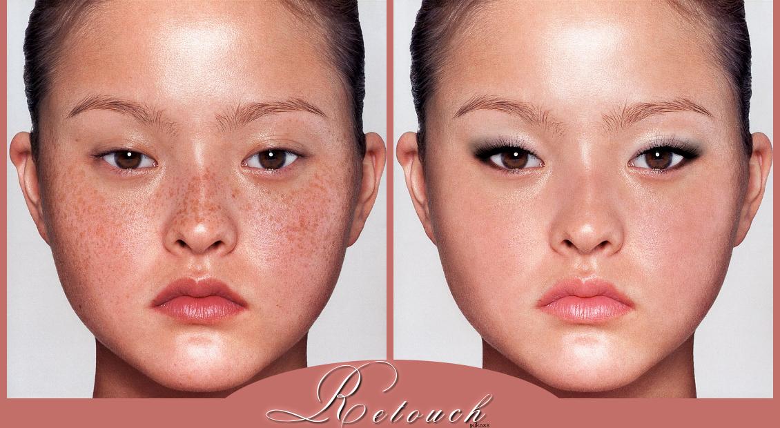 Argilla cosmetica per la persona da pigmentazione
